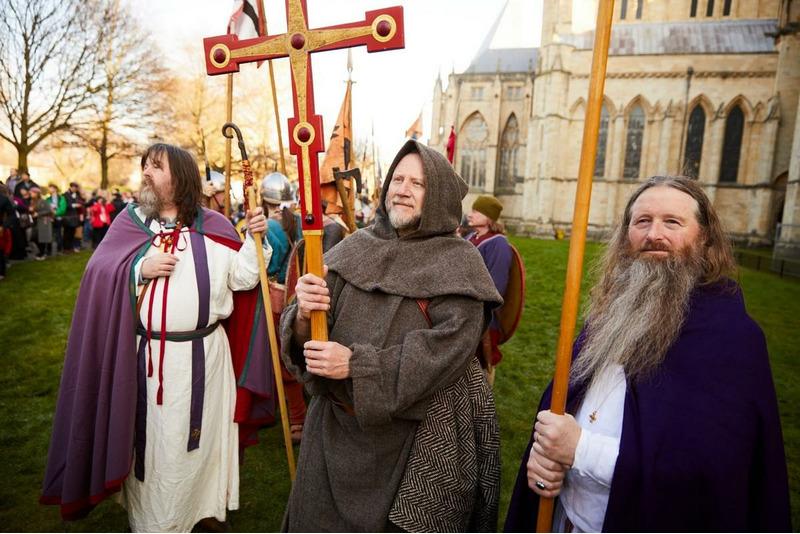 фестиваль викингов