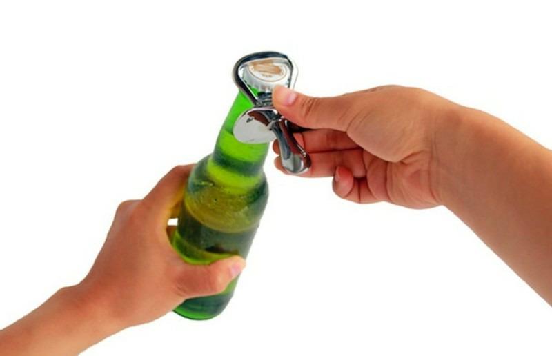 Я не могу открыть пиво