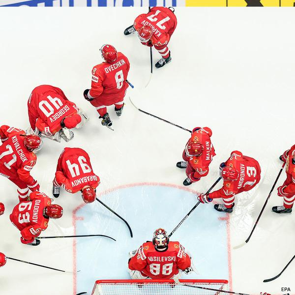 Сборная России проиграла Финляндии в полуфинале
