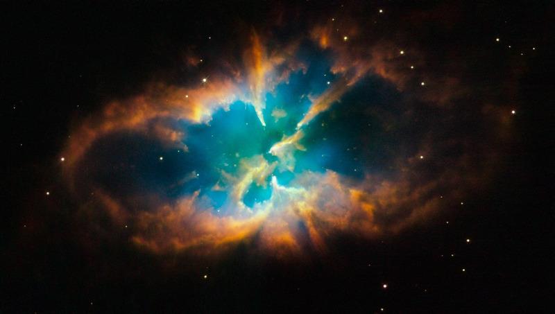 туманность NGC 2818