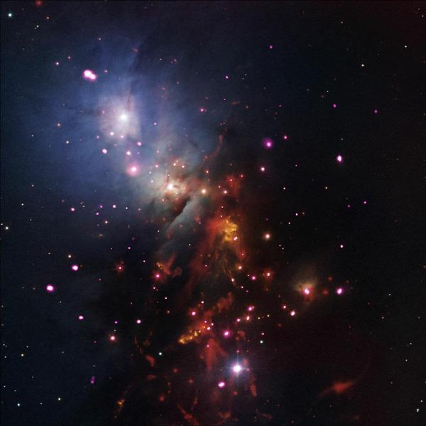 Туманность NGC 1333