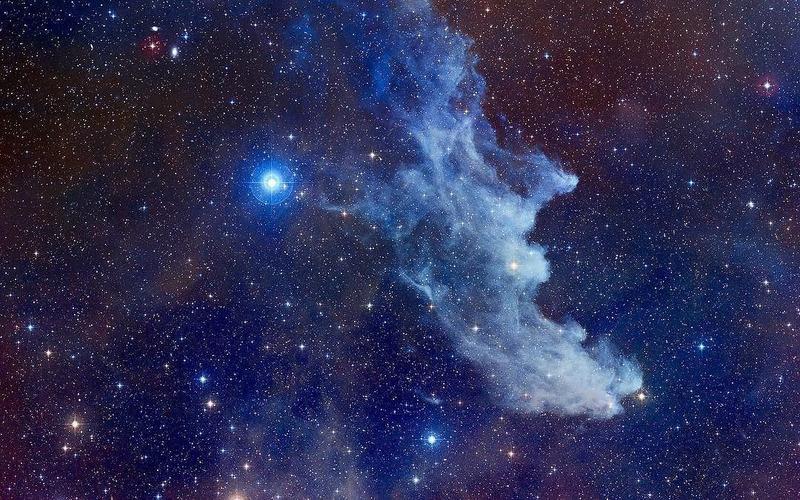 Голова Ведьмы (IC 2118)