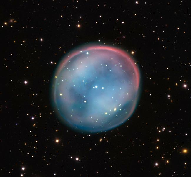 Планетарная туманность ESO 378-1