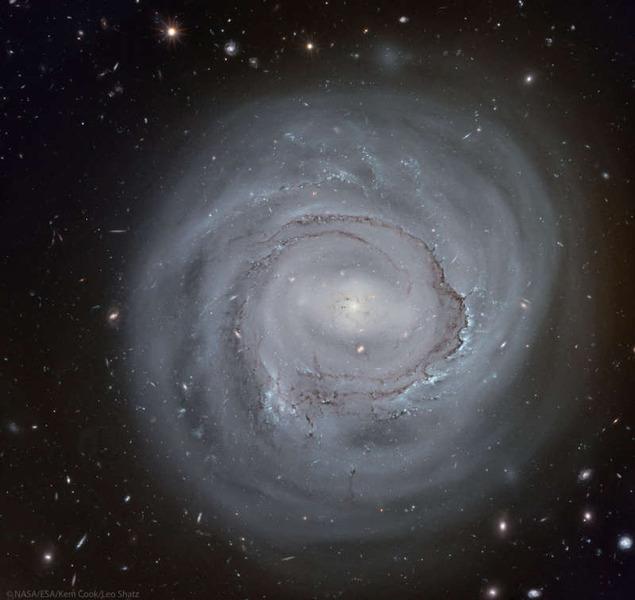 Галактика NGC 4921