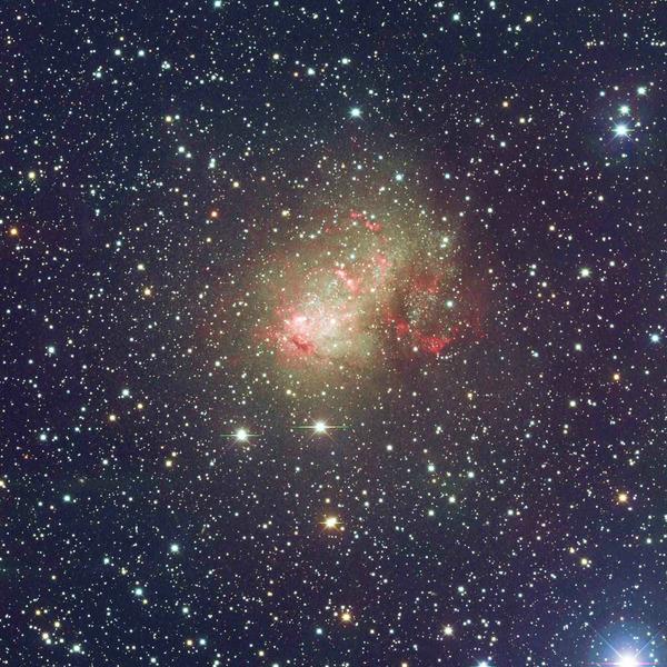 Неправильная галактика IC 10
