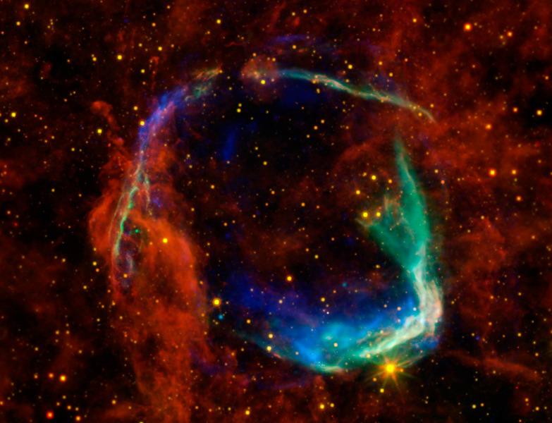 Остаток сверхновой RCW 86