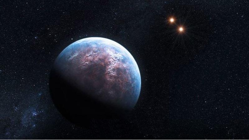 Экзопланета Gliese 667 Cc