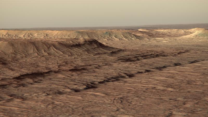 Фото с марсохода Кьюриосити (Curiosity)
