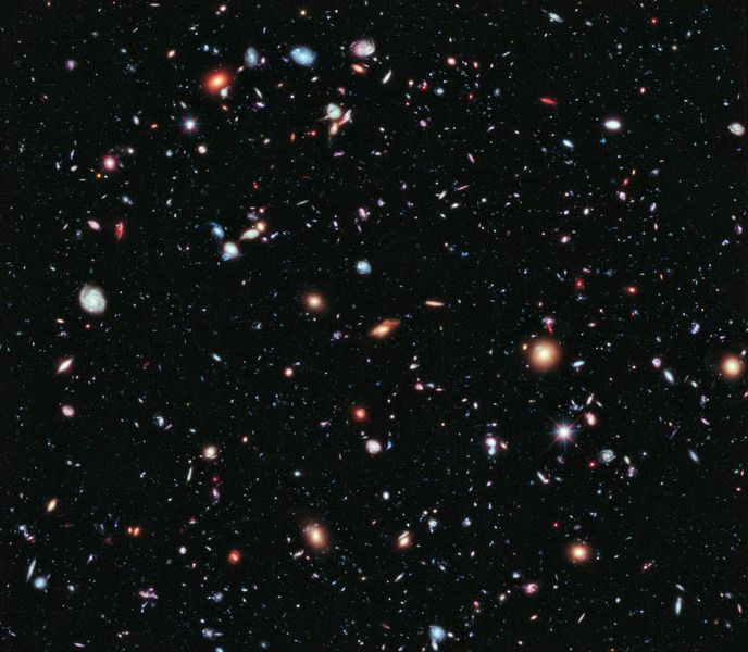 Хаббл-Экстрим-Дип-Филд (Hubble eXtreme Deep Field)