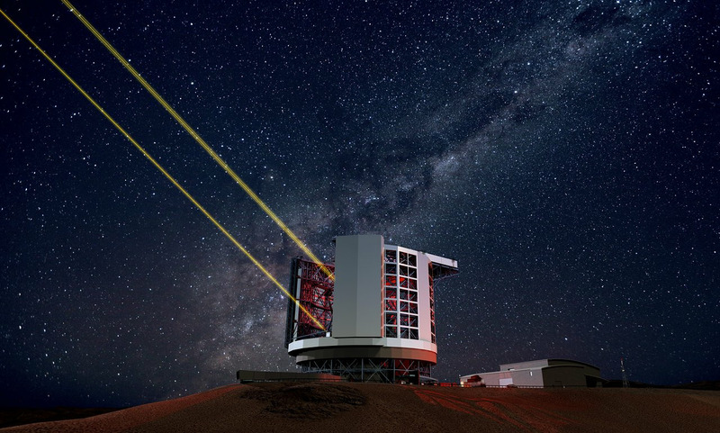 Магеллановы телескопы (Magellan Telescopes) Обсерватория Лас-Кампанас Чили