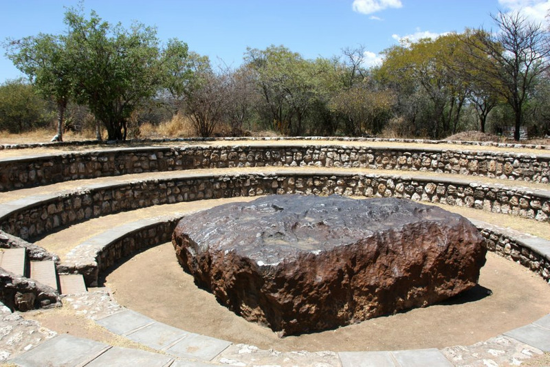 Метеорит Гоба (Hoba)