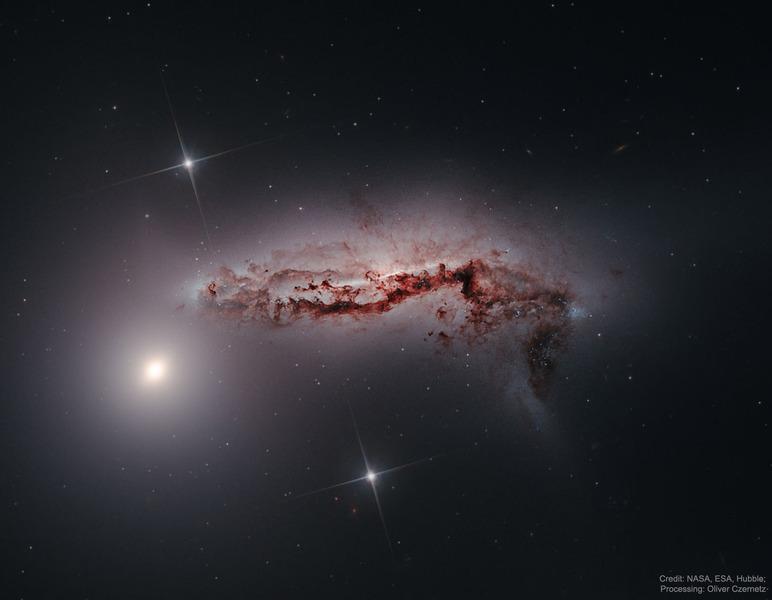 Группа галактик HCG 90