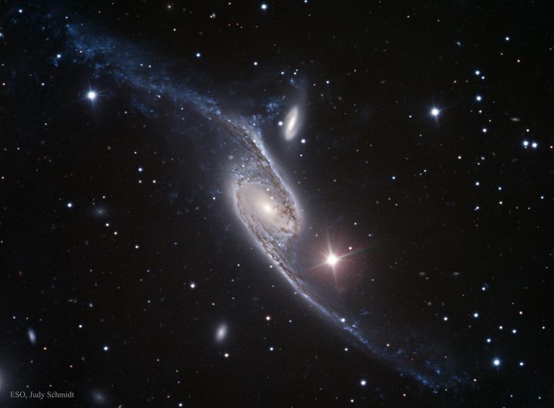 Галактика Кондор (NGC 6872)