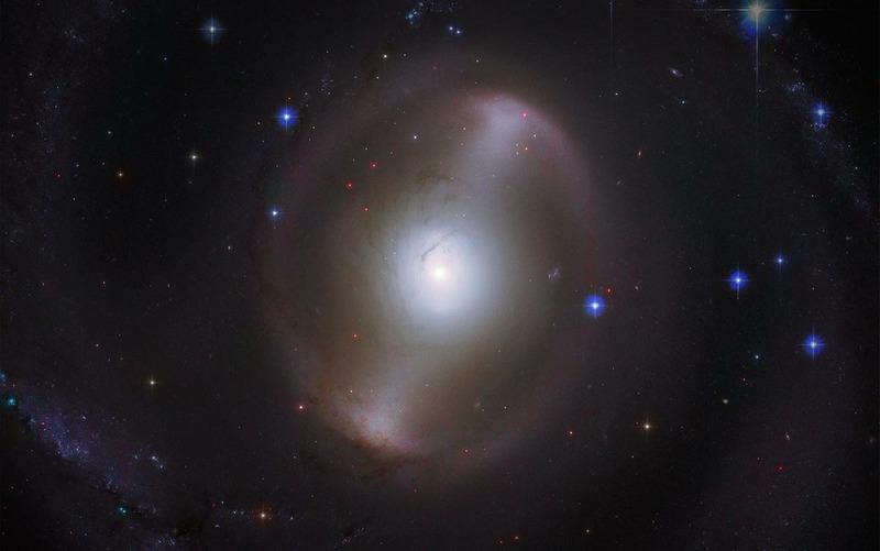 Галактика NGC 2217