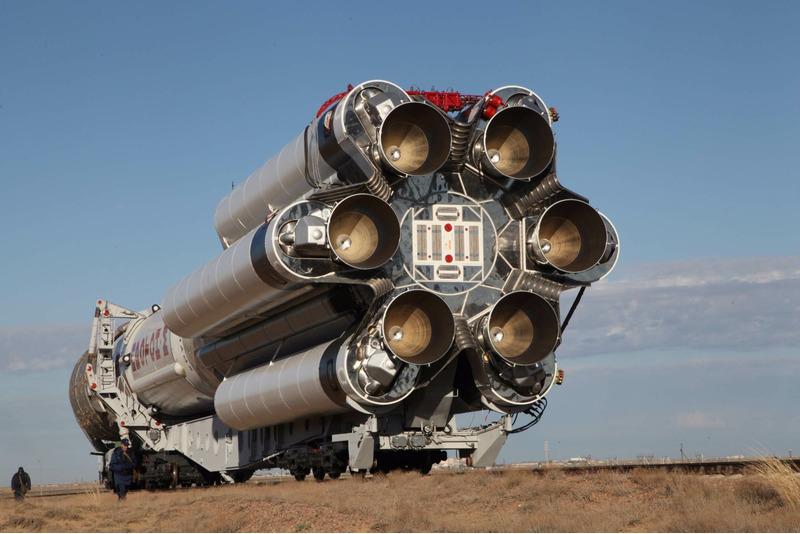 Тяжелая ракета Протон-М