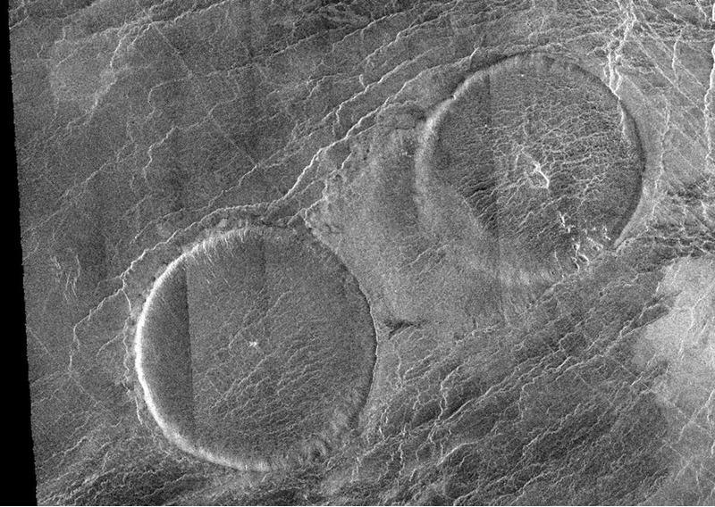 Вулканические купола на плато Тинатин