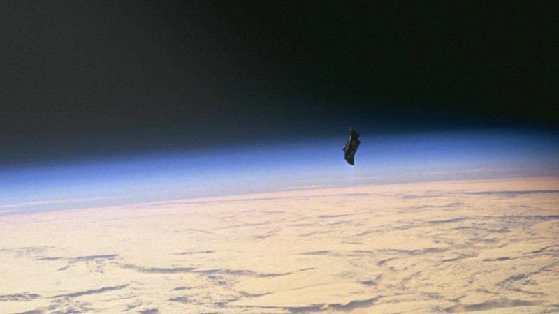 космический аппарат Чёрный рыцарь или Чёрный принц