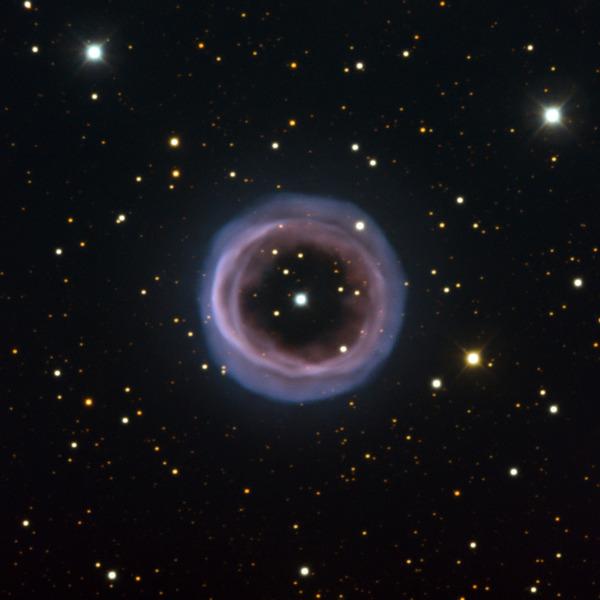 Планетарная туманность Шепли 1