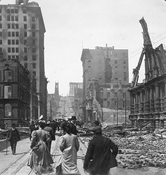 Землетрясение в Сан-Франциско (1906) — Википедия | 600x569