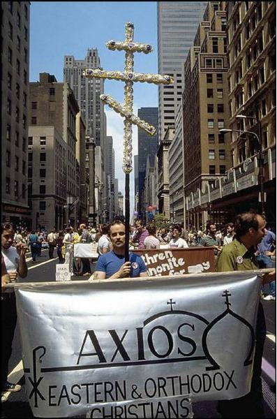 Фотографии Нью-Йорка 1985 года