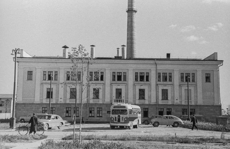 Первая в мире АЭС в Обнинске