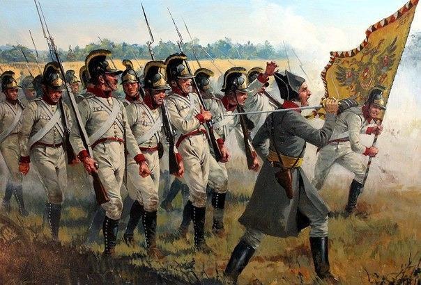 Австрийская линейная пехота