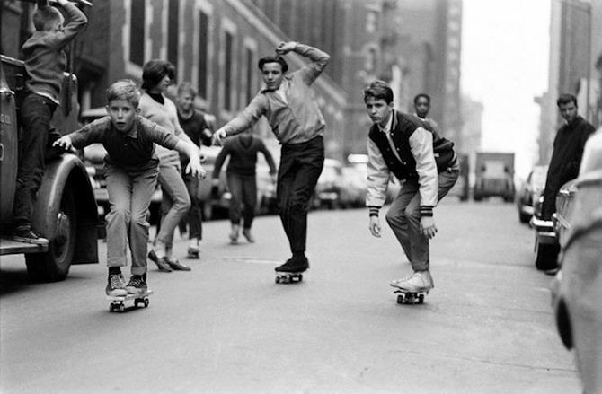 Американские скейтеры
