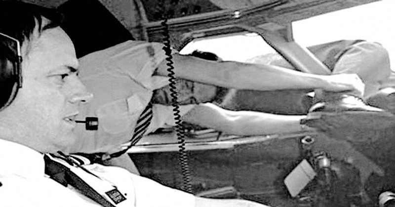 Рейс 5390 Британских Авиалиний – когда пилот наполовину торчит из кабины