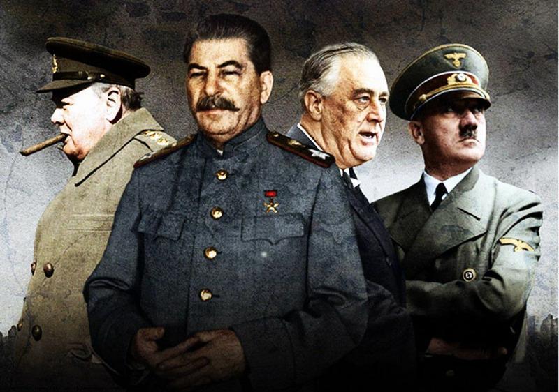 Полная хронология Второй Мировой войны