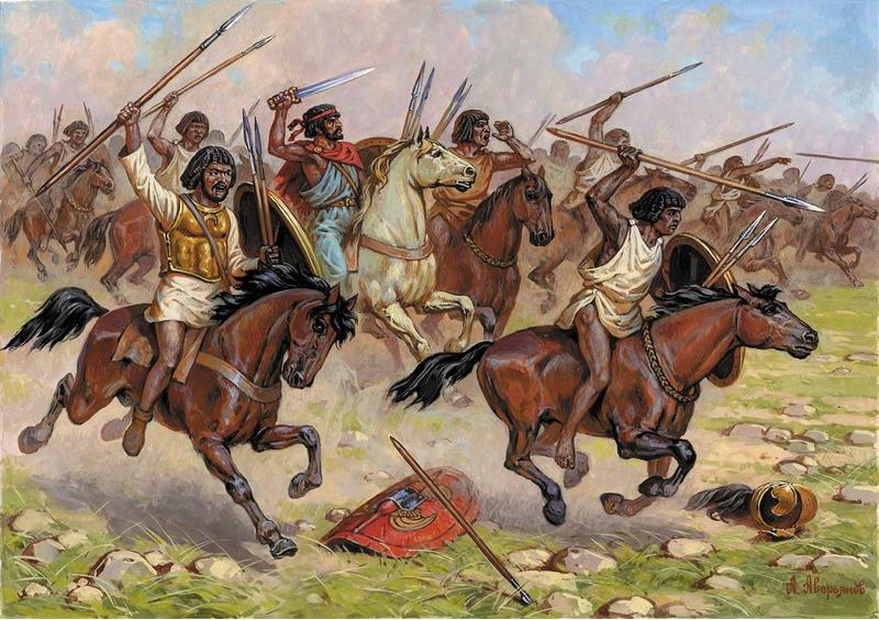 Нумидийская кавалерия