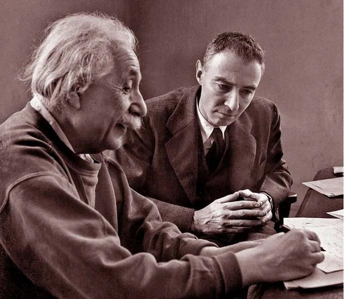 Альберт Эйнштейн о пришельцах