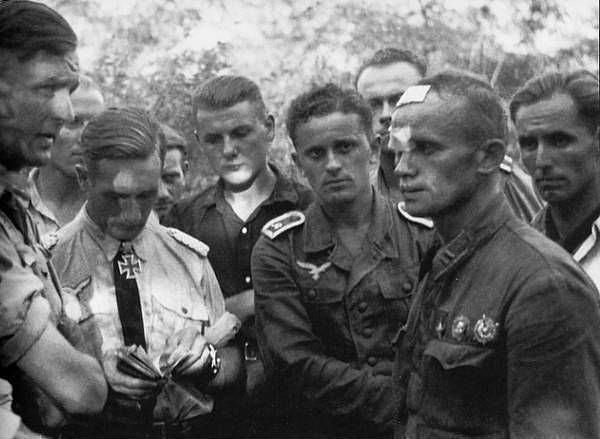 Герой Советского Союза майор Яков Иванович Антонов