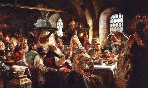 10 фактов о культуре пития в России