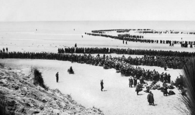 Дюнкеркская операция 1940 год