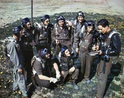 Бразильцы во Второй мировой войне