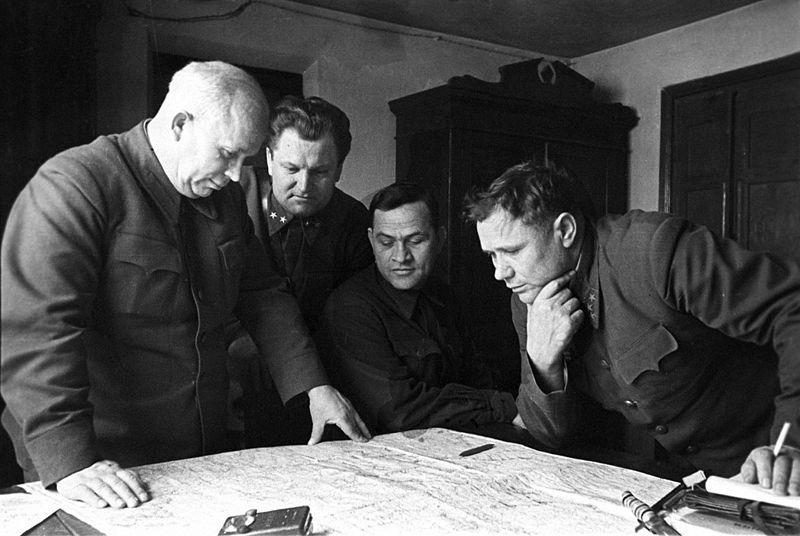 Разгром фашистских войск под Сталинградом