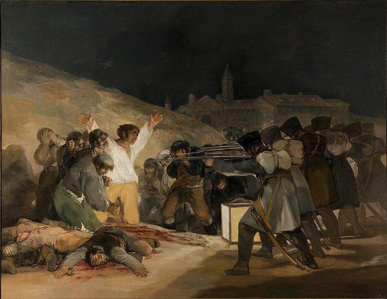 Мадридское восстание 1808 года