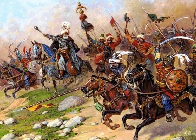 Османское завоевание Албании