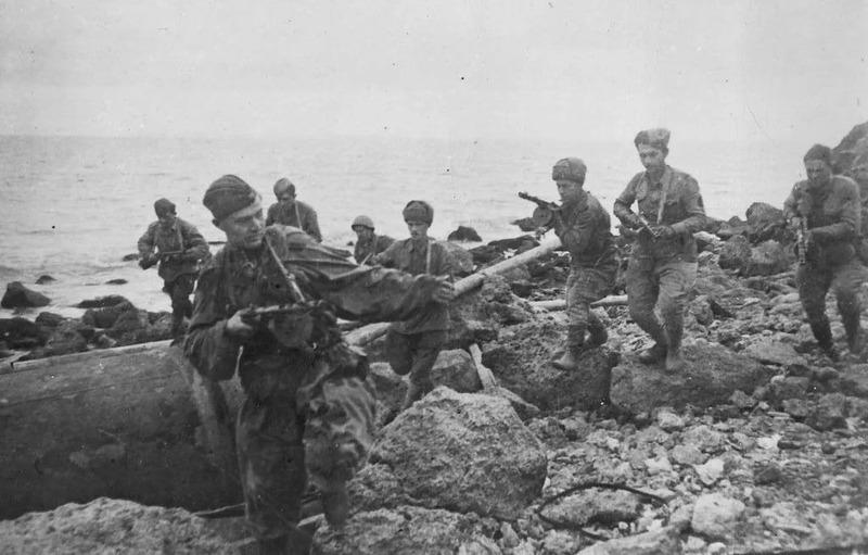 Керченская десантная операция советских войск 26 декабря 1941 г.