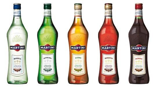 История знаменитых алкогольных брендов