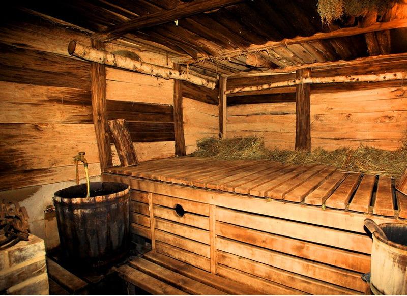 История банной традиции на Руси