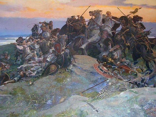 Древняя Русь и кочевники