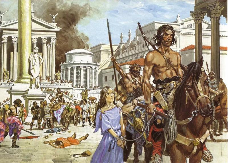 Западный Рим