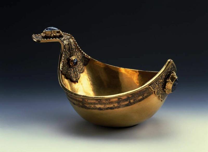 Золотой ковш Ивана Грозного