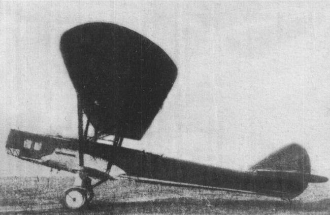 Советский тяжёлый бомбардировщик ТБ-2