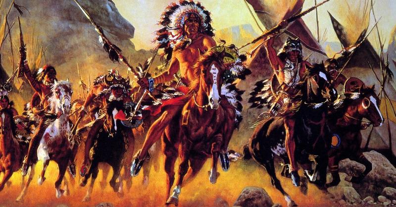 индейцы племени зуни