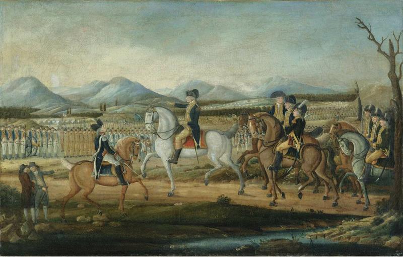 Восстание виски (Whiskey Rebellion)