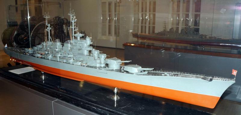Крейсера проекта 66