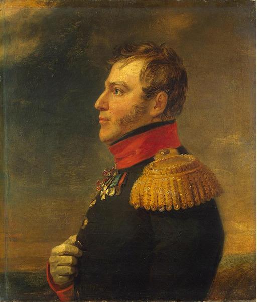 Портрет Густава Христиановича Шеле