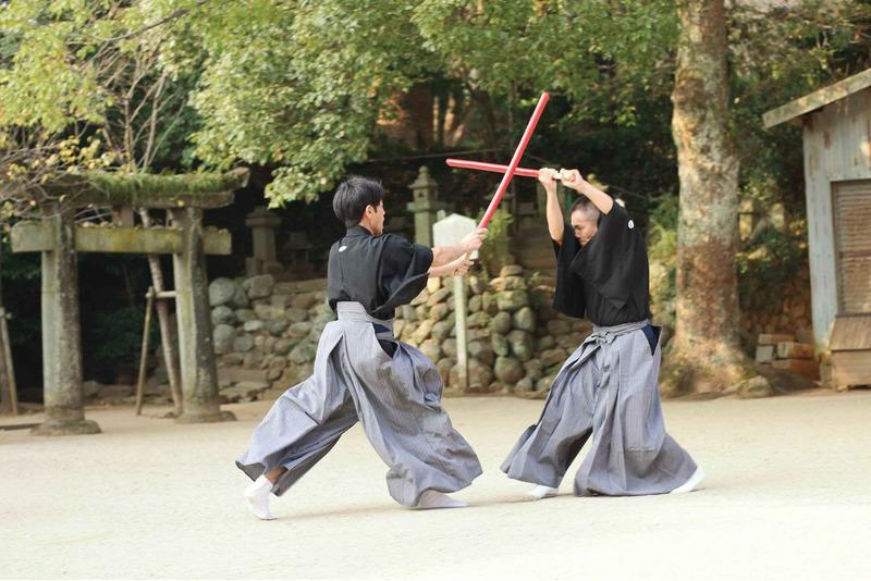 Кэндзюцу (искусство меча)